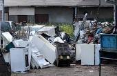 Zbiórka elektrośmieci na Poczekajce