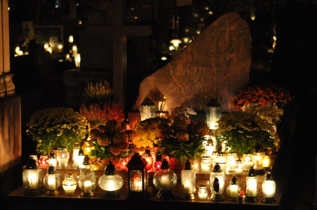 Modlitwa za zmarłych Braci