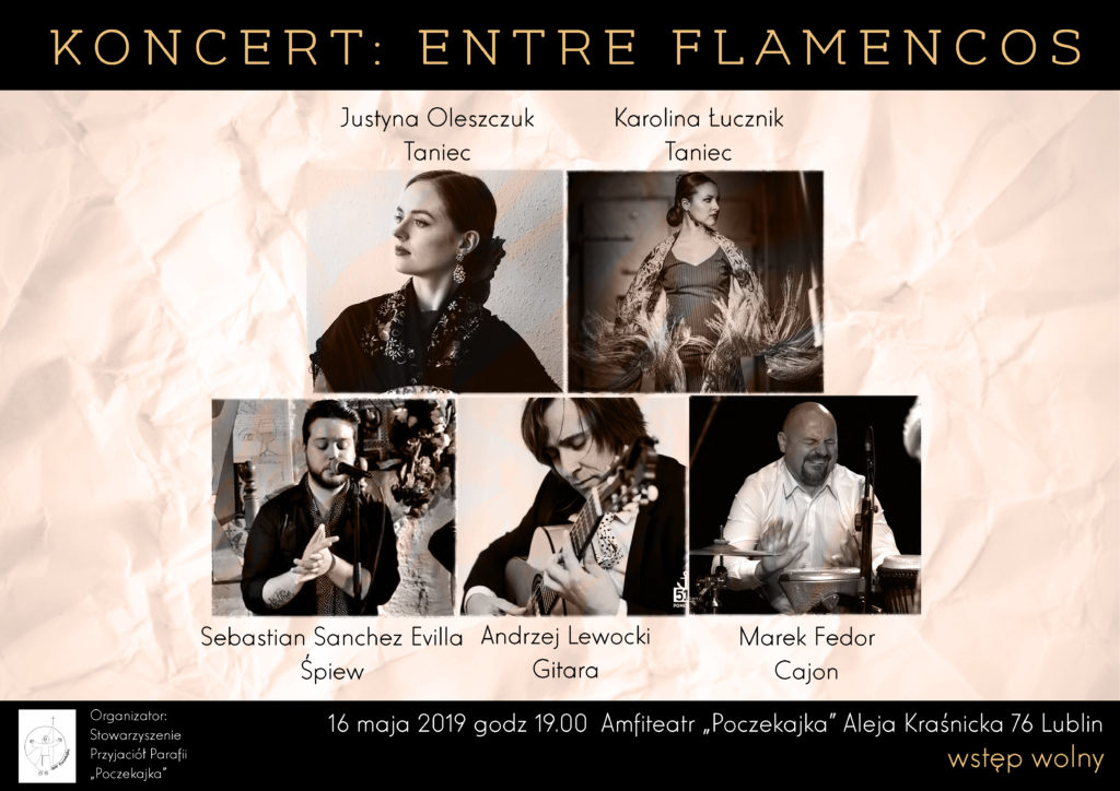 Koncert ENTRATE FLAMENCOS