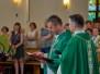 Powitanie Proboszcza Ojca Mirosława Ferenca w parafii - 29 lipca 2018