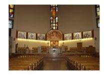 Wymiana okien witrażowych na prezbiterium