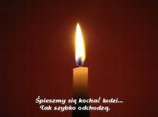 Listopadowa modlitwa za zmarłych