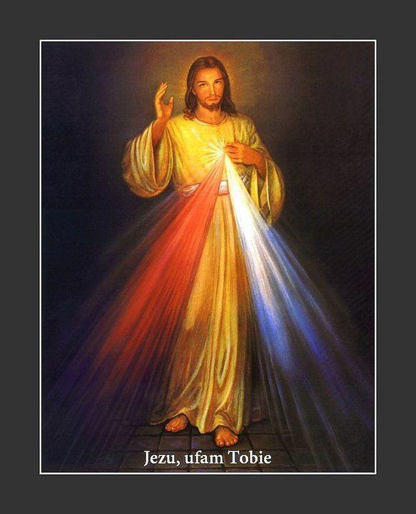 Jezu Ufam Tobie - Święto Miłosierdzia Bożego