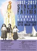 100-lecie Objawień Fatimskich - czuwanie na Poczekajce.