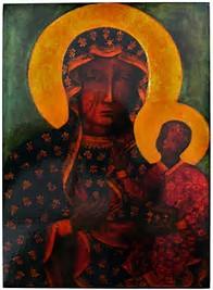 Uroczystość Matki Bożej Częstochowskiej w 300.rocznicę koronacji obrazu