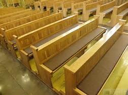 Prosimy o wparcie materialne wykonanych ławek na chórze organowym