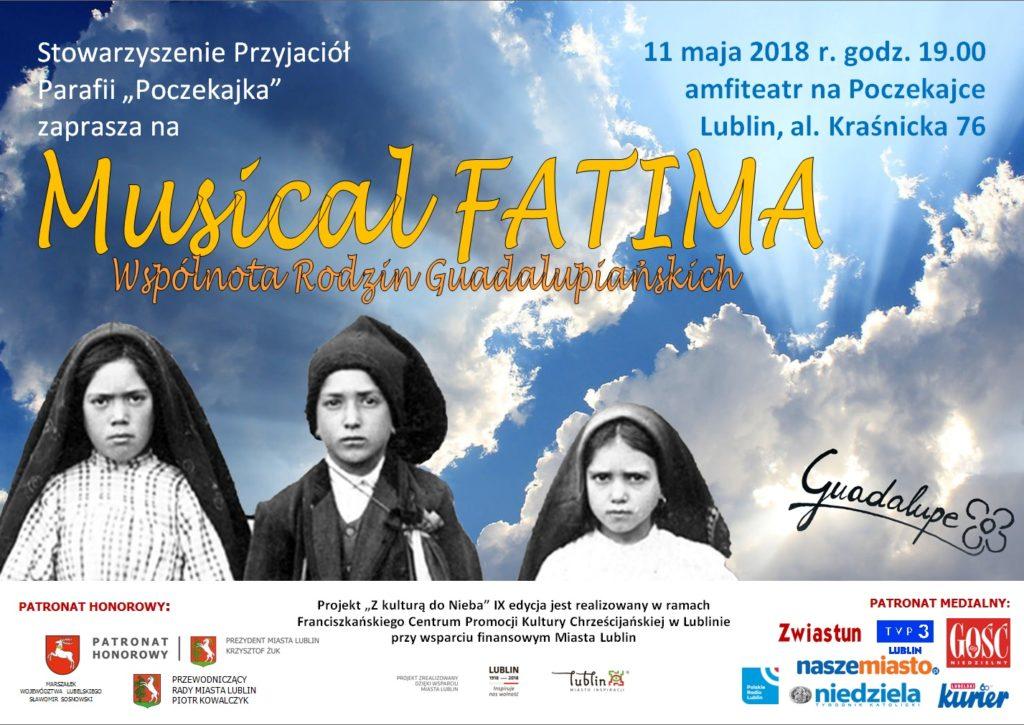 Musical FATIMA  na Poczekajce