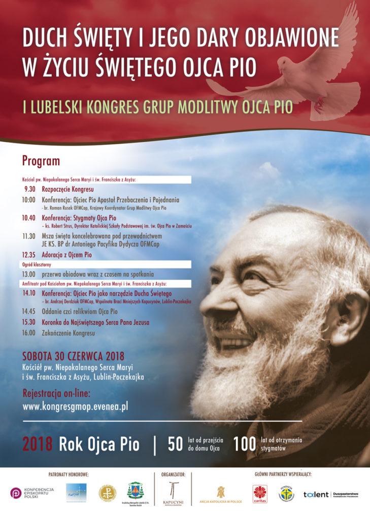 I Lubelski Kongres Grup Modlitwy O. Pio  na Poczekajce !!