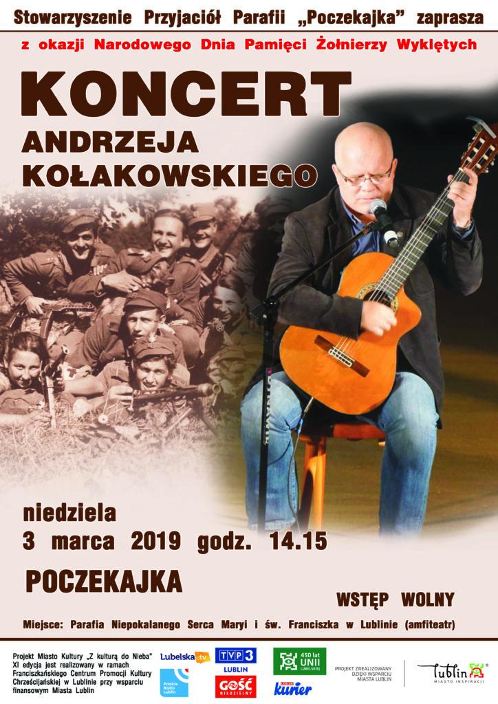 Koncert z okazji Narodowego Dnia Pamięci Żołnierzy Wyklętych