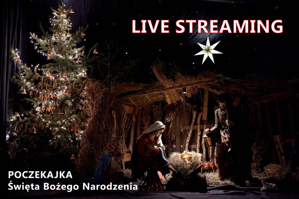 """""""Poczekajka na żywo"""" • Święta Bożego Narodzenia (24-27)"""
