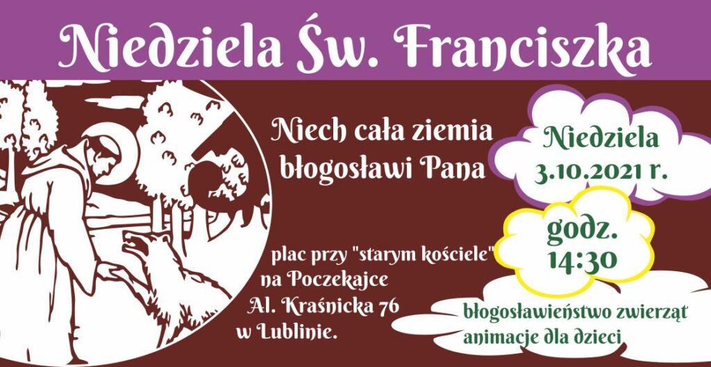 Niedziela Św. Franciszka
