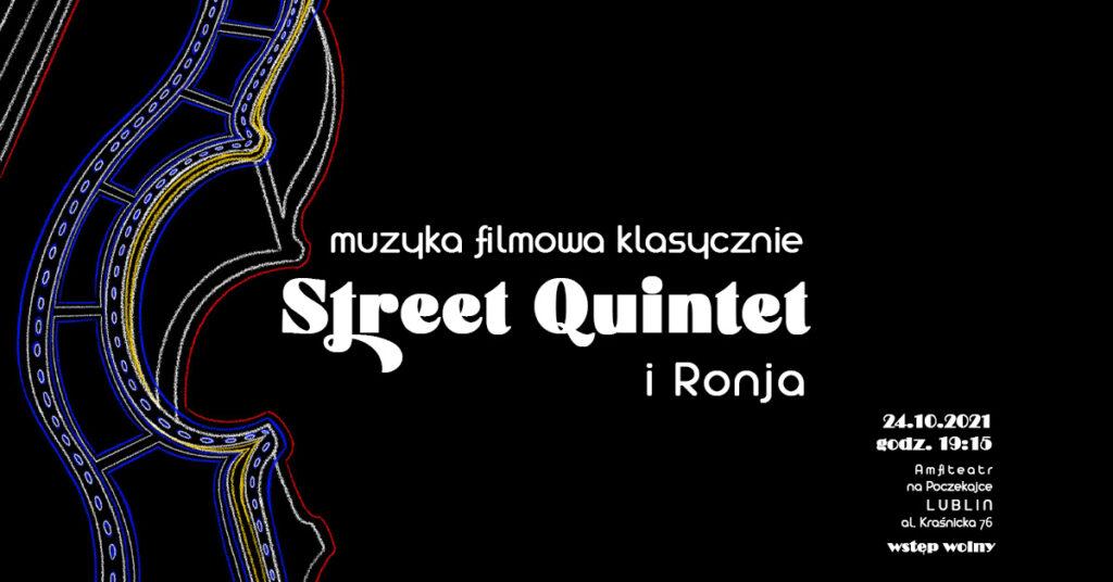 Muzyka filmowa klasycznie part 2.– Street Quintet i Ronja